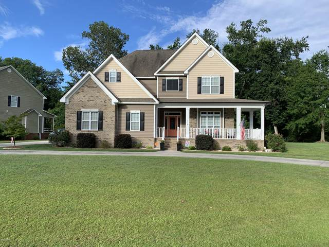 419 Falls Creek Court, Jacksonville, NC 28540 (MLS #100226449) :: The Chris Luther Team