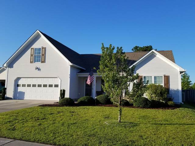 412 Tree Court, Holly Ridge, NC 28445 (MLS #100226455) :: Castro Real Estate Team