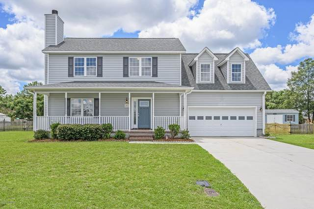 204 Leggett Court, Richlands, NC 28574 (MLS #100226460) :: The Chris Luther Team