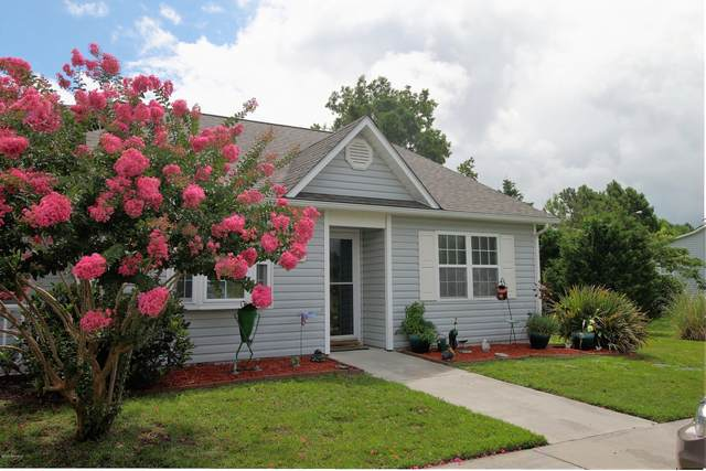 1101 Courtyard W, Newport, NC 28570 (MLS #100226473) :: Barefoot-Chandler & Associates LLC