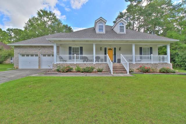 46 Country Club Drive, Shallotte, NC 28470 (MLS #100226478) :: The Tingen Team- Berkshire Hathaway HomeServices Prime Properties