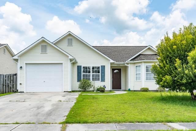 1002 Bellmark Court, Leland, NC 28451 (MLS #100226483) :: The Tingen Team- Berkshire Hathaway HomeServices Prime Properties