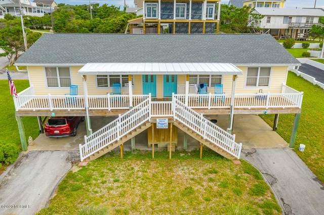 100 E Summer Place, Emerald Isle, NC 28594 (MLS #100226493) :: CENTURY 21 Sweyer & Associates