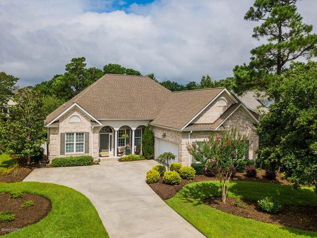 4395 Spanish Moss Court SE, Southport, NC 28461 (MLS #100226518) :: The Oceanaire Realty