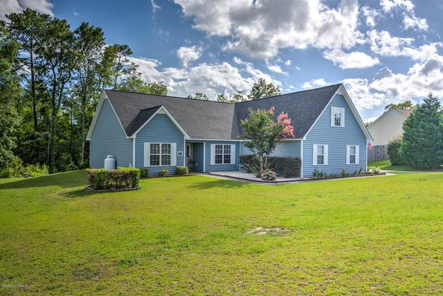 134 Secretariat Drive, Havelock, NC 28532 (MLS #100226519) :: RE/MAX Elite Realty Group