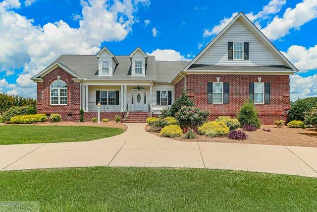 8462 Healthy Plains Church Road, Sims, NC 27880 (MLS #100226522) :: RE/MAX Elite Realty Group
