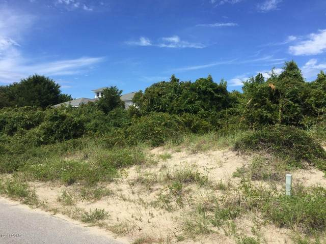 25 Cape Fear Trail, Bald Head Island, NC 28461 (MLS #100226535) :: The Chris Luther Team