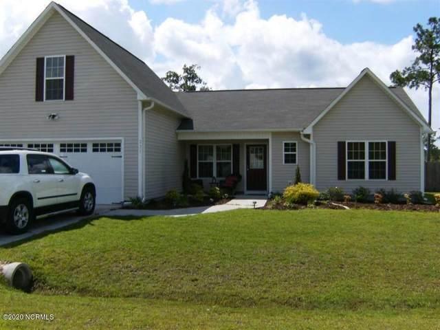 231 Sweet Gum Lane, Richlands, NC 28574 (MLS #100226558) :: Berkshire Hathaway HomeServices Hometown, REALTORS®