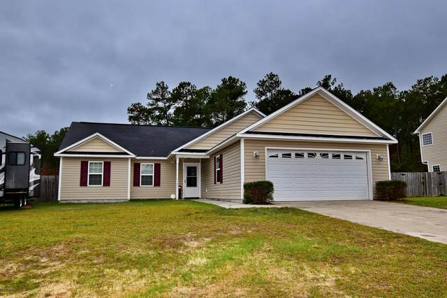 301 Sun Street, Richlands, NC 28574 (MLS #100226568) :: Carolina Elite Properties LHR