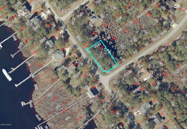 701 San Juan Road, New Bern, NC 28560 (MLS #100226597) :: Berkshire Hathaway HomeServices Hometown, REALTORS®