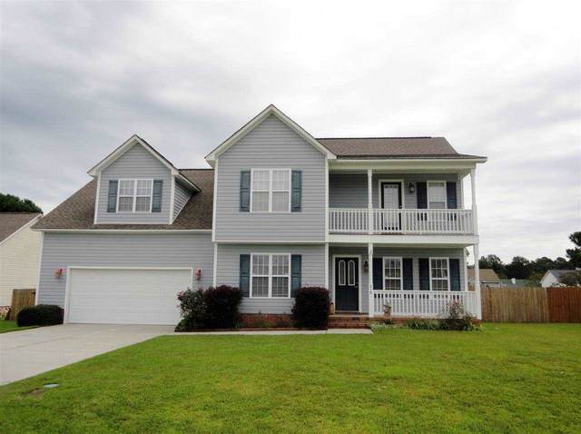 218 Rutherford Way, Jacksonville, NC 28540 (MLS #100226600) :: Castro Real Estate Team
