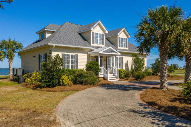 145 Shore Drive, Beaufort, NC 28516 (MLS #100226605) :: RE/MAX Essential