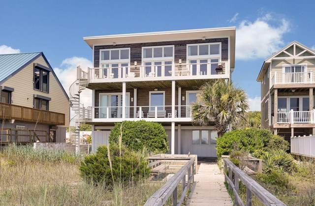 1033 Fort Fisher Boulevard S, Kure Beach, NC 28449 (MLS #100226606) :: Castro Real Estate Team
