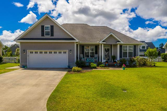 1102 Woods Court, Morehead City, NC 28557 (MLS #100226609) :: RE/MAX Elite Realty Group