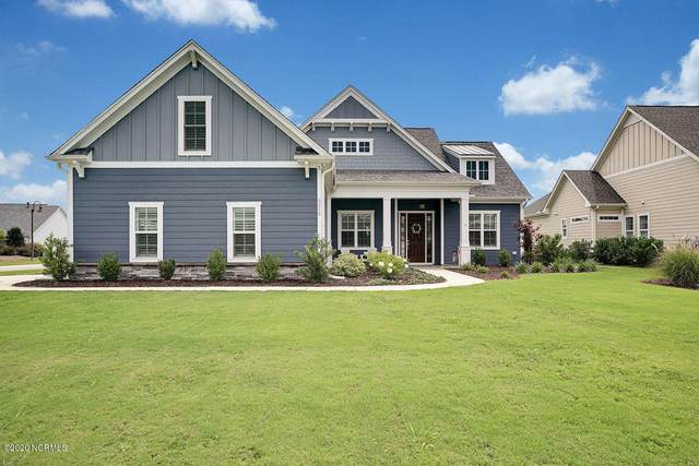 3078 Beachcomber Drive, Southport, NC 28461 (MLS #100226626) :: The Oceanaire Realty