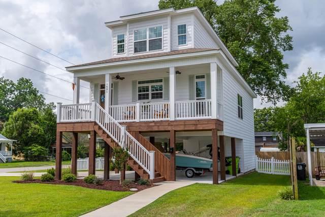 1601 River Drive, New Bern, NC 28560 (MLS #100226658) :: Coldwell Banker Sea Coast Advantage