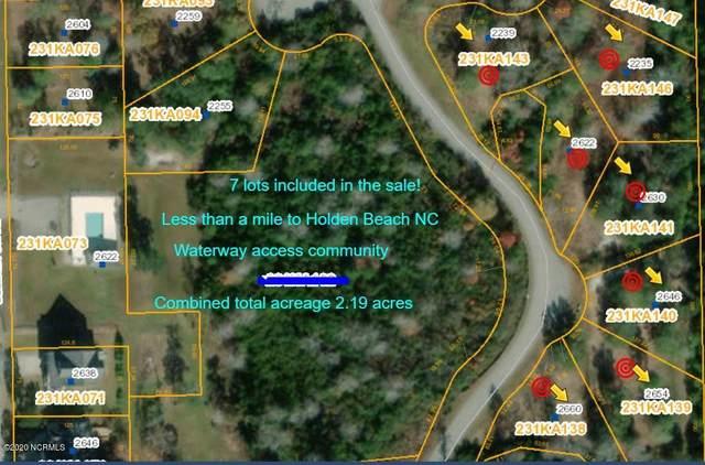 2646 Sea Vista Drive SW, Supply, NC 28462 (MLS #100226668) :: Berkshire Hathaway HomeServices Hometown, REALTORS®