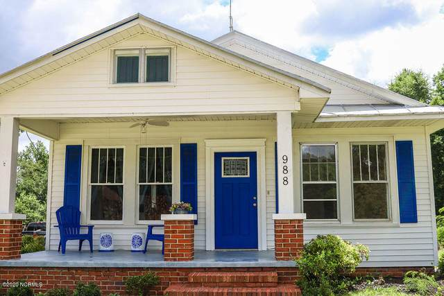 988 N Nc Highway 11 Highway, Pink Hill, NC 28572 (MLS #100226701) :: Berkshire Hathaway HomeServices Hometown, REALTORS®