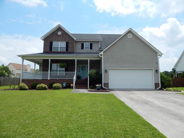 105 London Berry Lane, Jacksonville, NC 28540 (MLS #100226702) :: Frost Real Estate Team