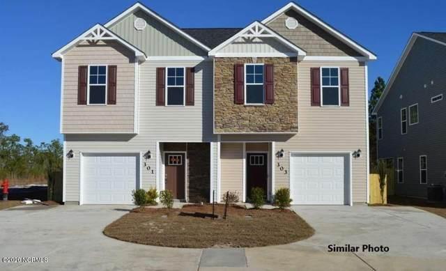 300 Currituck Drive, Holly Ridge, NC 28445 (MLS #100226712) :: Lynda Haraway Group Real Estate