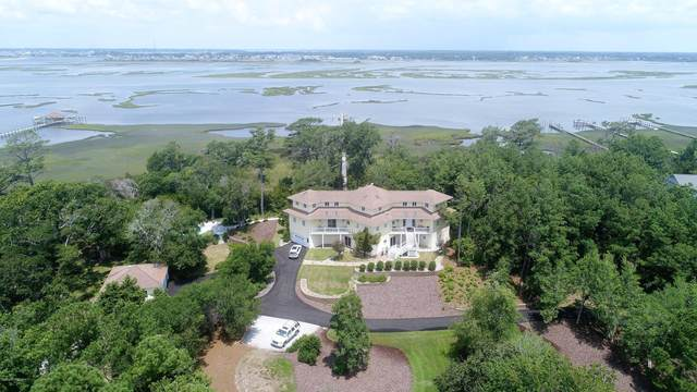 10010 Coast Guard Road, Emerald Isle, NC 28594 (MLS #100226713) :: Donna & Team New Bern