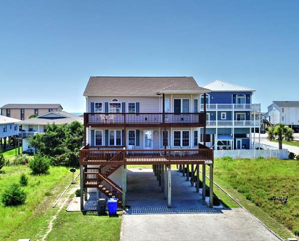 64 E Second Street, Ocean Isle Beach, NC 28469 (MLS #100226745) :: CENTURY 21 Sweyer & Associates