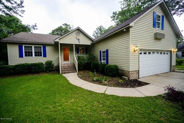 5803 Port Drive, New Bern, NC 28560 (MLS #100226786) :: Berkshire Hathaway HomeServices Hometown, REALTORS®