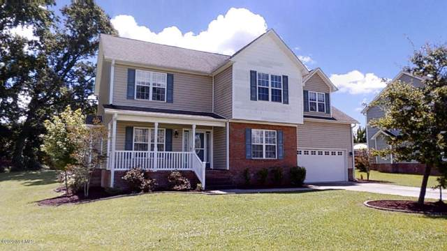 164 Louie Lane, Jacksonville, NC 28540 (MLS #100226787) :: Lynda Haraway Group Real Estate