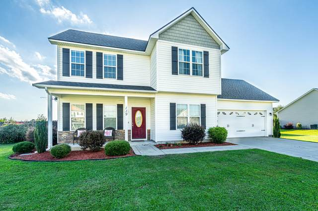119 Buckhaven Drive, Richlands, NC 28574 (MLS #100226826) :: Castro Real Estate Team
