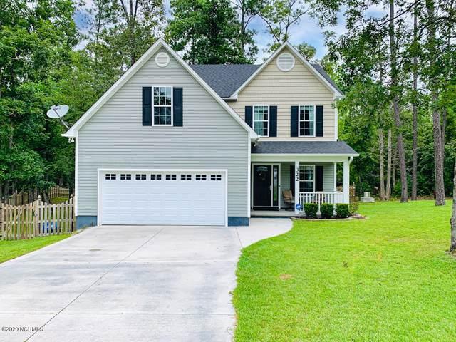 322 Sugarberry Court, Jacksonville, NC 28540 (MLS #100226837) :: Berkshire Hathaway HomeServices Hometown, REALTORS®