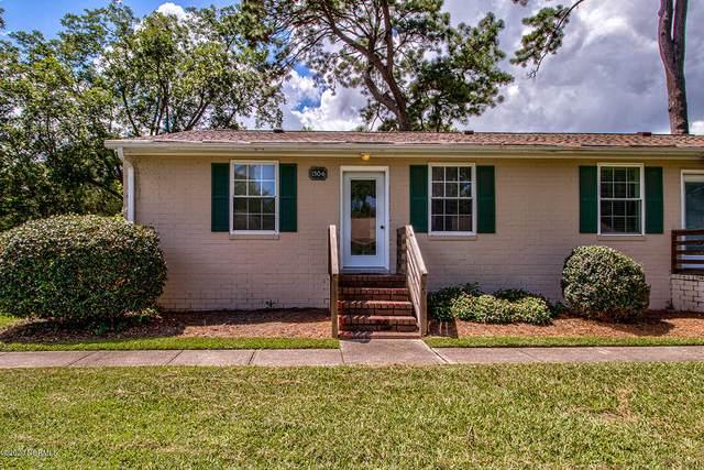 130 Dupree Drive #6, Wilmington, NC 28403 (MLS #100226845) :: Barefoot-Chandler & Associates LLC