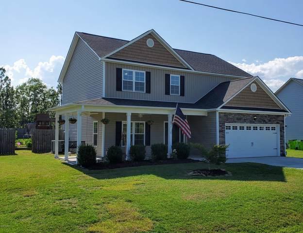 259 E Ivybridge Drive, Hubert, NC 28539 (MLS #100226851) :: Barefoot-Chandler & Associates LLC