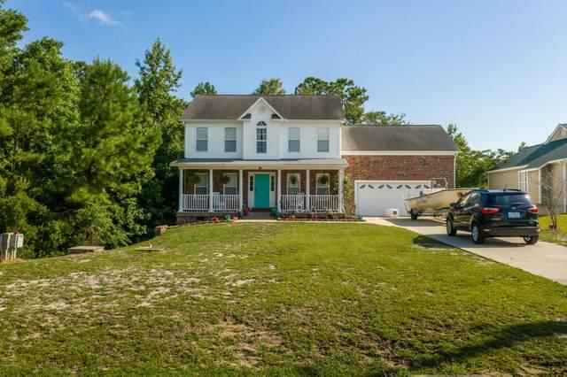 223 E Ivybridge Drive, Hubert, NC 28539 (MLS #100226928) :: Barefoot-Chandler & Associates LLC