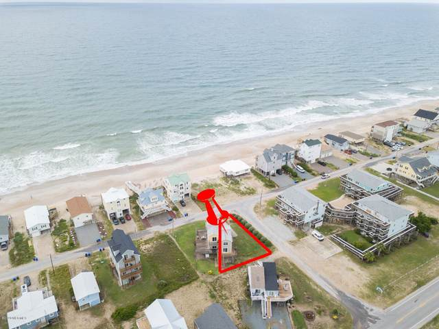 283 Seashore Drive, North Topsail Beach, NC 28460 (MLS #100226933) :: Barefoot-Chandler & Associates LLC
