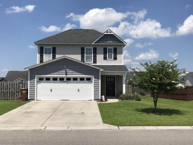 7253 Savanna Run Loop, Wilmington, NC 28411 (MLS #100226942) :: David Cummings Real Estate Team