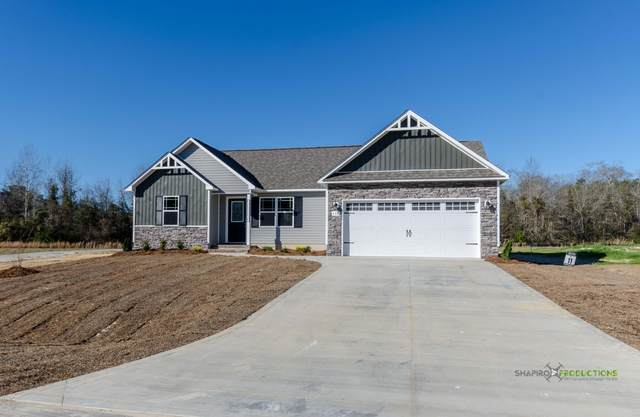 107 Woodwater Drive, Richlands, NC 28574 (MLS #100226969) :: Berkshire Hathaway HomeServices Hometown, REALTORS®