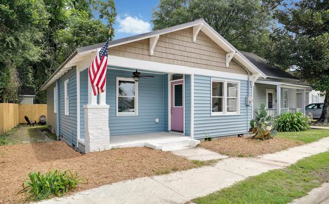 705 Wooster Street, Wilmington, NC 28401 (MLS #100226986) :: David Cummings Real Estate Team