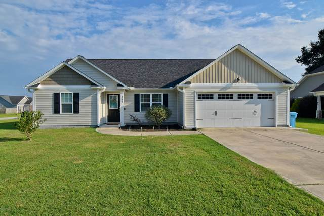 397 Haw Branch Road, Richlands, NC 28574 (MLS #100226995) :: David Cummings Real Estate Team