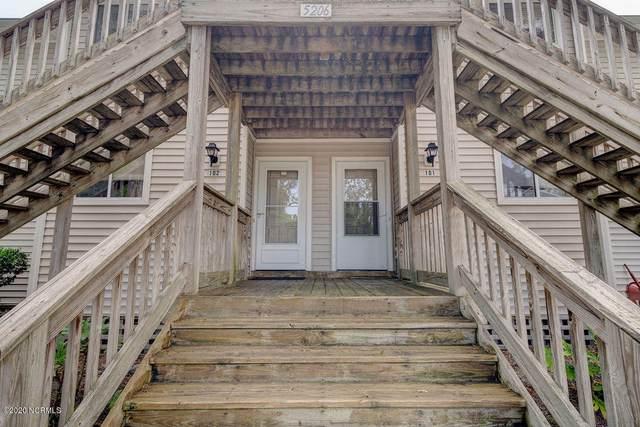 5206 Largo Court #102, Wilmington, NC 28409 (MLS #100227009) :: CENTURY 21 Sweyer & Associates