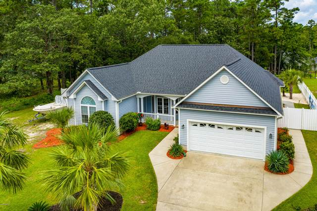 6476 Rolling Run, Southport, NC 28461 (MLS #100227049) :: CENTURY 21 Sweyer & Associates