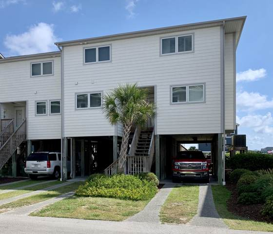 956 Tower Court 8G, Topsail Beach, NC 28445 (MLS #100227051) :: David Cummings Real Estate Team