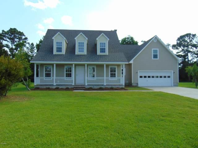 1901 Red Fox Lane, Morehead City, NC 28557 (MLS #100227054) :: Barefoot-Chandler & Associates LLC