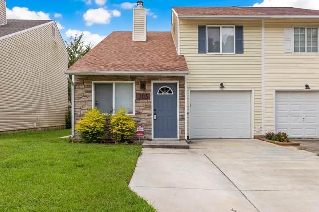 105 Brenda Drive, Jacksonville, NC 28546 (MLS #100227073) :: Courtney Carter Homes
