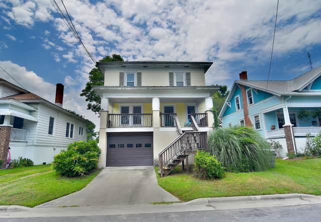 106 Simmons Street, Washington, NC 27889 (MLS #100227075) :: Courtney Carter Homes