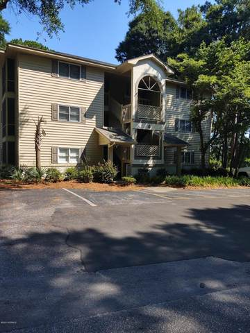 219 Clubhouse Road #1, Sunset Beach, NC 28468 (MLS #100227078) :: Courtney Carter Homes