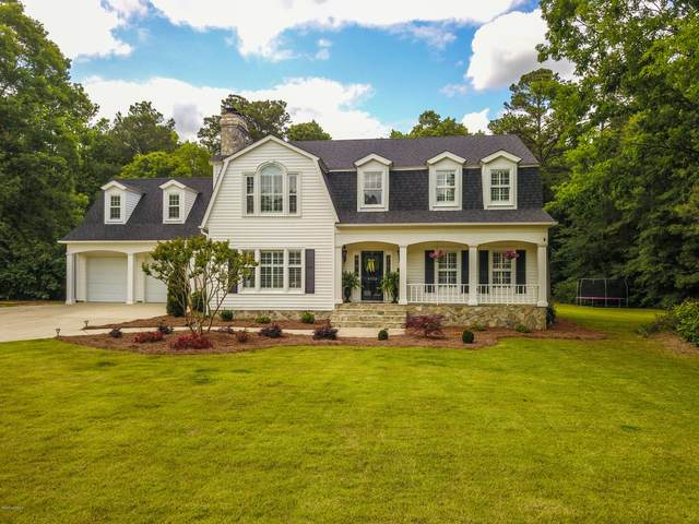 4935 White Oak Drive, Lumberton, NC 28358 (MLS #100227108) :: Berkshire Hathaway HomeServices Hometown, REALTORS®