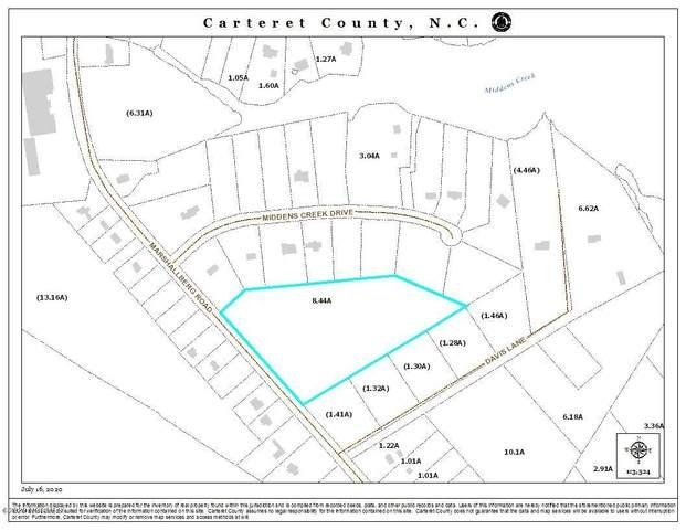 0 Marshallberg Road, Smyrna, NC 28579 (MLS #100227164) :: RE/MAX Elite Realty Group