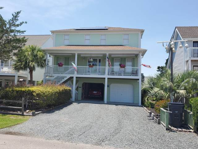 119 Frigate Drive, Holden Beach, NC 28462 (MLS #100227169) :: Carolina Elite Properties LHR