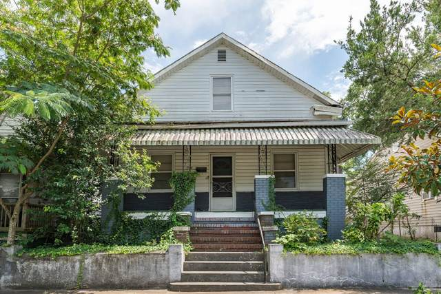 710 Red Cross Street, Wilmington, NC 28401 (MLS #100227196) :: The Chris Luther Team
