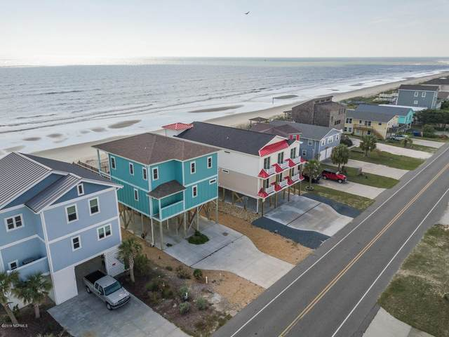 5403 W Beach Drive, Oak Island, NC 28465 (MLS #100227216) :: Frost Real Estate Team